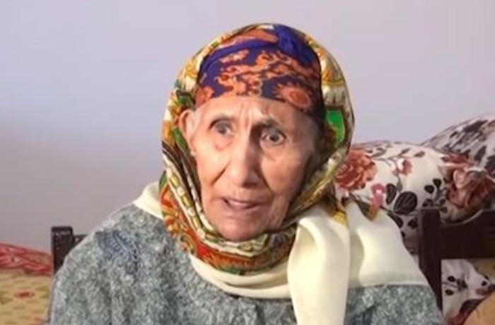 Üç əsrin şahidi 131 yaşlı Tamam Əzizova - VİDEO
