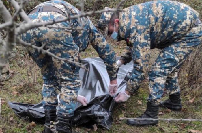Ermənistanda meyiti qarajda aşkarlan əsgərlə bağlı cinayət işi qaldırılıb