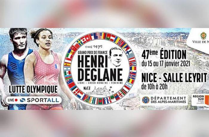 Güləşçilərimiz Henri Deqlan Qran-prisində 5 medal qazanıblar