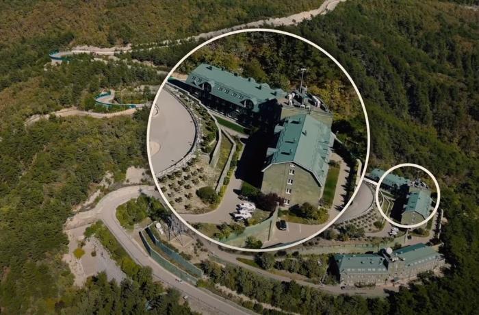 Putinin sarayı olduğu iddia edilən görüntülərlə bağlı Kremldən AÇIQLAMA