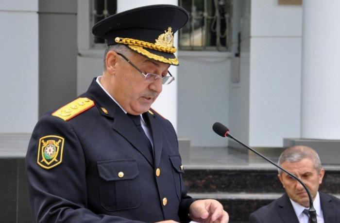 Vilayət Eyvazov polis rəisini vəzifəsindən azad etdi