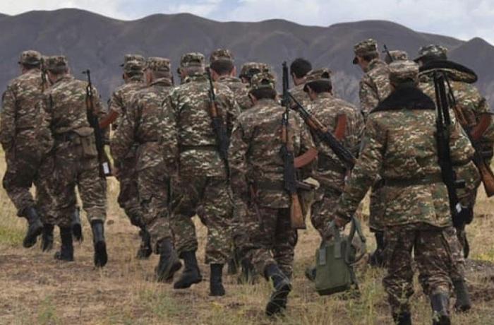 Ermənistan terrorçuları hərbi əsir kimi qələmə verməyə çalışırlar