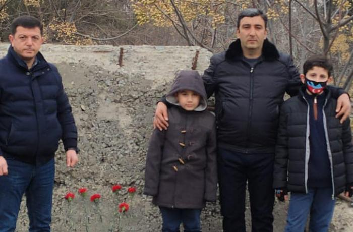 """Bərdədə 20 Yanvar abidəsi niyə sökülüb? – İcra Hakimiyyətindən açıqlama: """"Onu başçı bilir"""" + FOTOLAR"""
