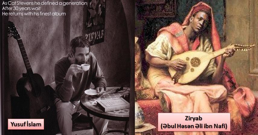 Yusuf İslamı sənətə qaytaran musiqiçi – Ziryab