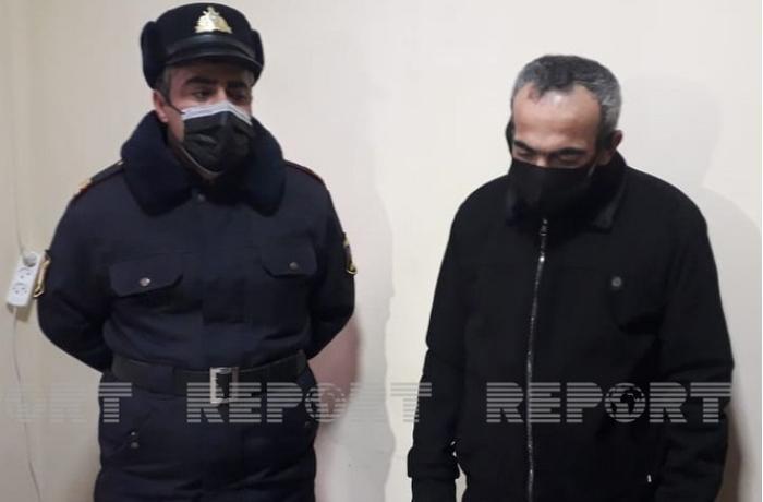 """""""Marojna Elxan"""" külli miqdarda narkotiklə saxlanıldı"""
