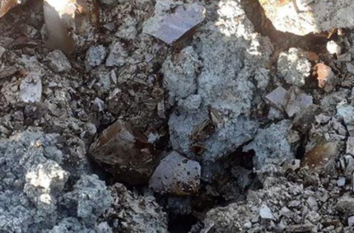 Quşçu vulkanın püskürməsi nəticəsində 30 m-lik çatlar əmələ gəlib - AMEA