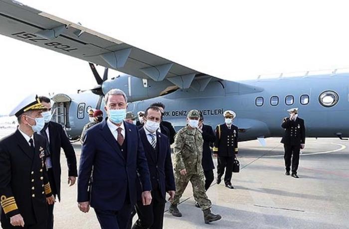 Qardaş ölkə yeni patrul təyyarəsini istifadəyə verdi