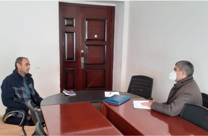Əfqan Sadıqovla bağlı Ombudsman Aparatından açıqlama