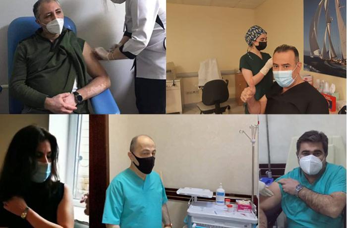"""""""Hippokratın goruna and olsun ki, şprisdəki vaksin idi"""" - Peyvənd olunan həkimlərin fikirləri"""