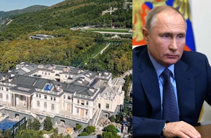 """Putin: """"Görüntülərdə bir məsələ diqqətimi çəkdi..."""""""