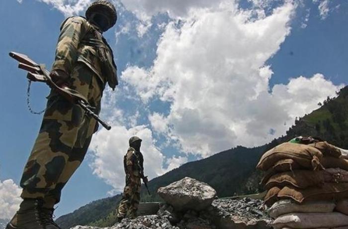 Hindistan - Çin sərhədində yenidən atışma baş verib