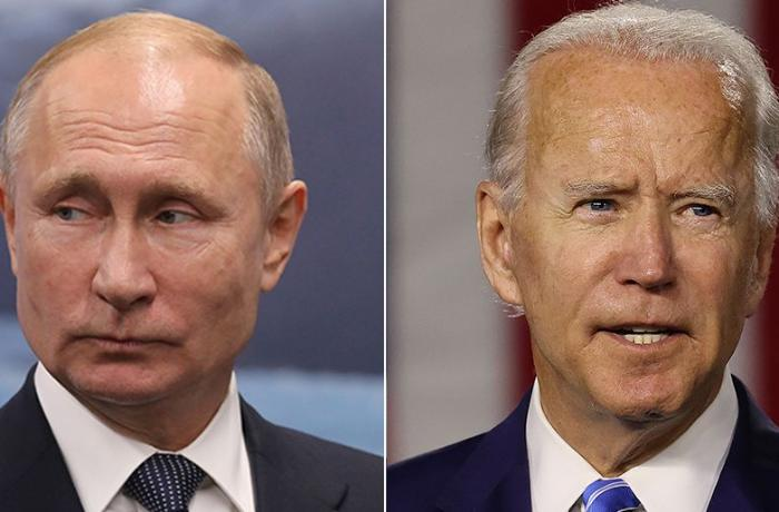 Putin, Biden hold first phone call at Moscow's initiative — Kremlin
