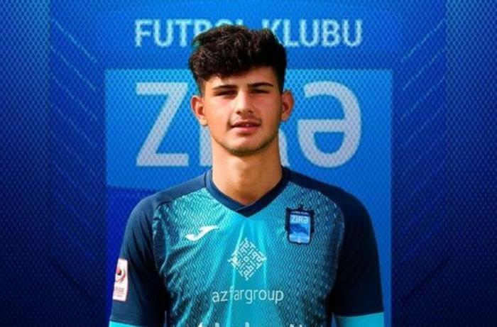 Azərbaycanlı futbolçuya Portuqaliya nəhəngindən təklif gəldi - RƏSMİ