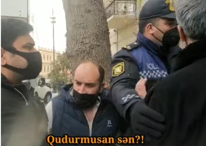 DİN nümayəndələri Bakıdakı insidentə görə şəhid ailələri ilə görüşdü