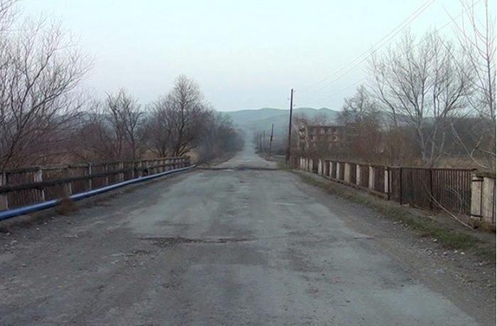Кадры из села Тири Зангиланского района - ВИДЕО