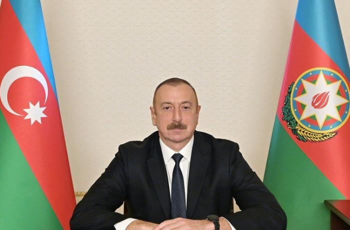 """""""Tam əminik ki, Azərbaycana qarşı hər hansı təhlükə yaranarsa, Türkiyə arxa duracaq"""" - Prezident"""
