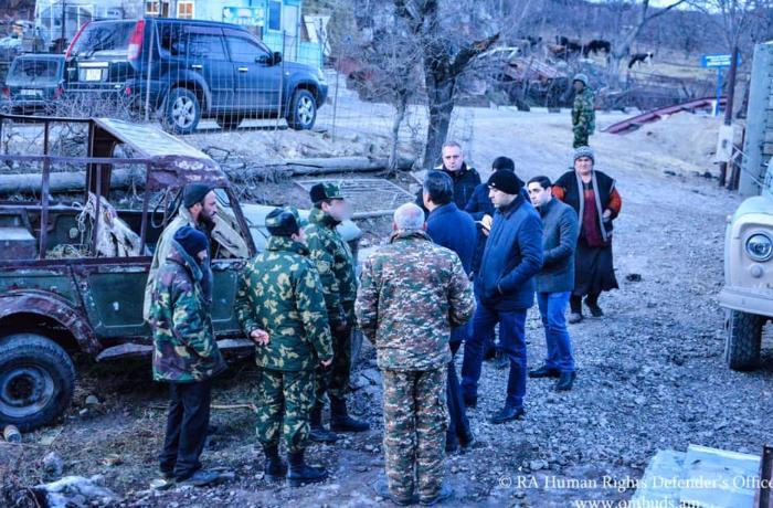 Şurnux kəndində tövlənin yarısı Azəbaycan, yarısı Ermənistan ərazisində qalıb -