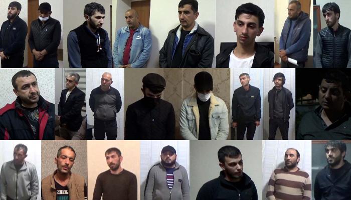 Polis əməliyyat keçirdi, 34 kq narkotik aşkarlandı, 23 nəfər saxlanıldı - VİDEO