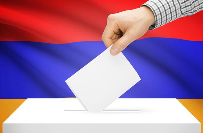 Ermənistanda keçirilən bələdiyyə seçkilərinin ilkin nəticəsi açıqlandı