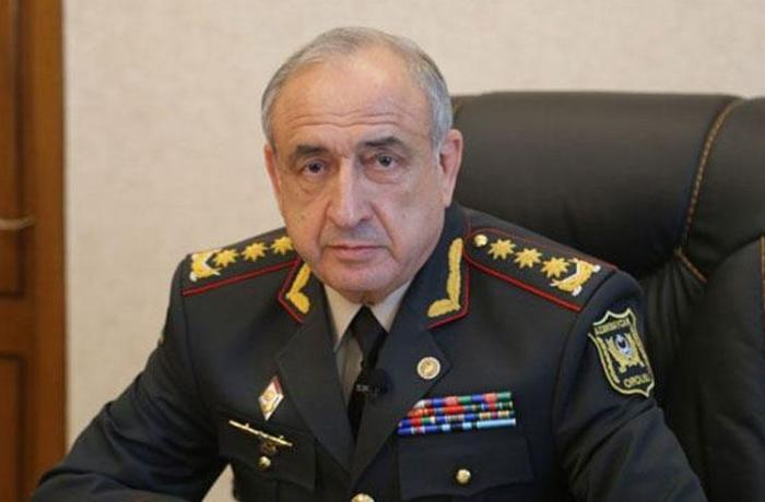 """General-polkovnik Məhərrəm Əliyev """"Şöhrət"""" ordeni ilə təltif edildi - SƏRƏNCAM"""