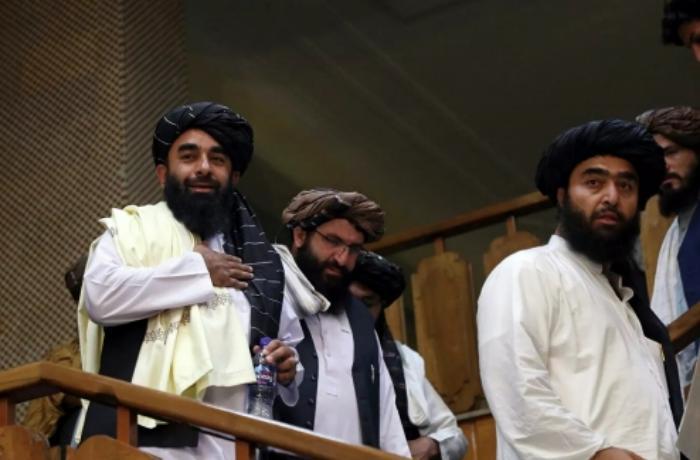 """""""Taliban""""ın nümayəndə heyəti Moskvadadır"""