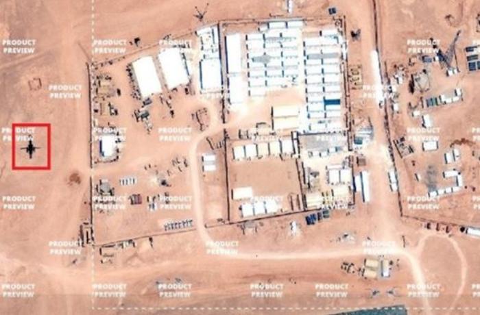 ABŞ-ın Suriyadakı hərbi bazasına PUA-lar və raketlərlə hücum edildi