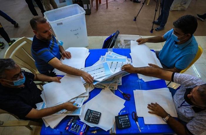 İraqda parlament seçkilərinin nəticələri yenidən əllə sayılır