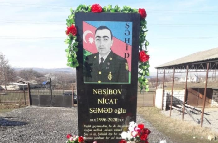 Bu gün Vətən müharibəsi şəhidi Nicat Nəsibovun doğum günüdür - VİDEO