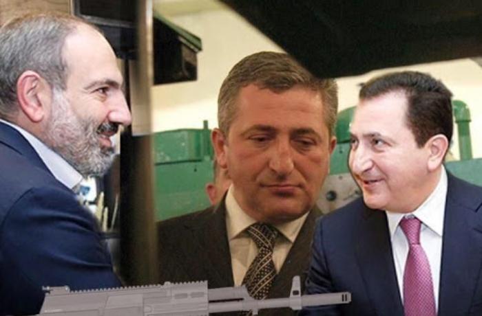 "Ermənistanda ""silah baronu"" saxlanıldı"