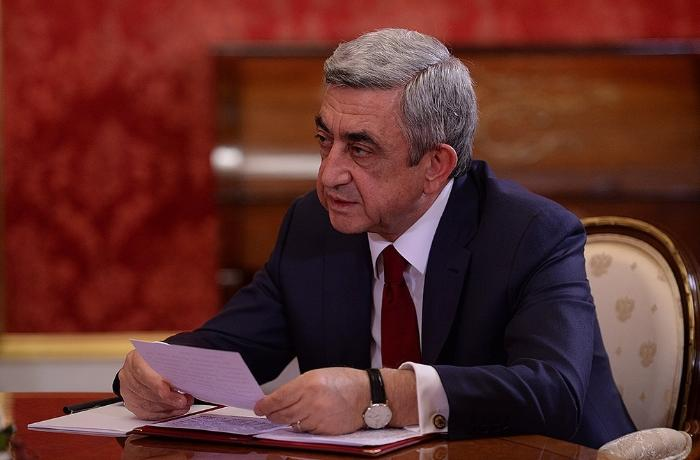 Ermənistanda yeni seçki bloku yaradıldı