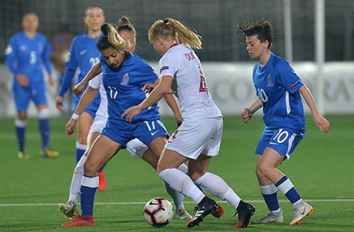 İspaniya Azərbaycan millisini 13:0 hesabı ilə məğlub edib