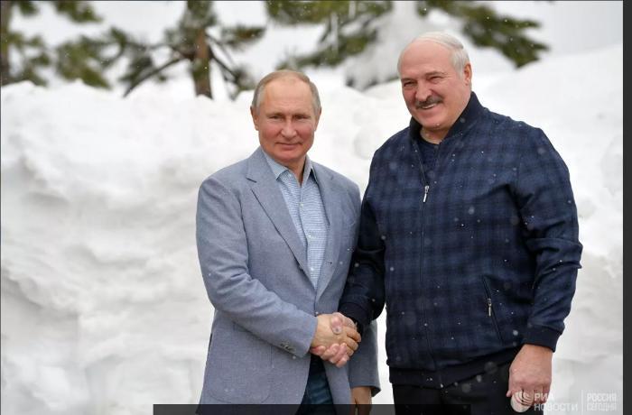 Lukaşenko yenidən Putinlə görüşəcək