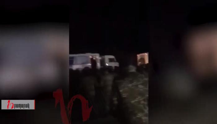 В воинской части в Армении произошли беспорядки, солдаты дезертировали - ВИДЕО