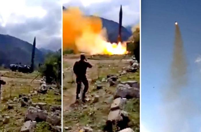 Ermənistan 10 noyabrda Bakıya raket atıb - Rus hərbi ekspert