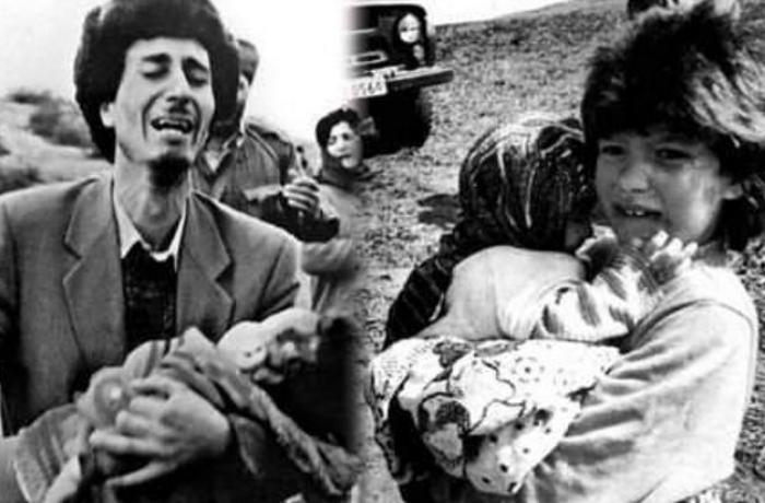 Azerbaycan`da Hocalı katliamının 29.yıl dönümünde kurbanlar anıldı