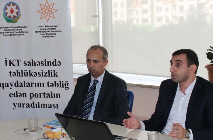 """""""Azərbaycanda İT mütəxəssisi sahəsində çatışmazlıq var"""""""