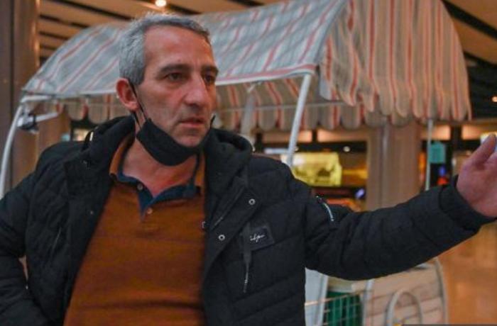 Rusiyaya qanunsuz gedən ermənilər günlərlə ac saxlanılaraq geri qaytarıldılar - FOTO