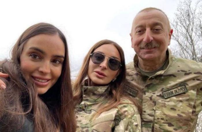 President Ilham Aliyev and first lady Mehriban Aliyeva visit Fuzuli and Khojavand districts - VİDEO