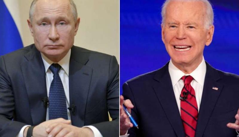 Bayden Putinlə telefonla danışdı, görüş təklif etdi