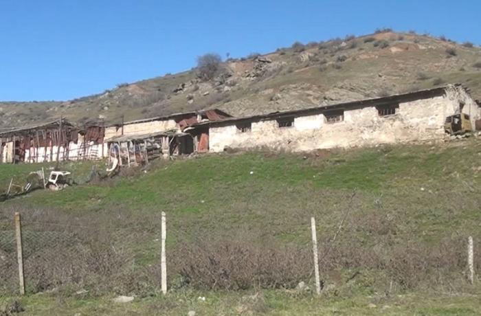 Xocavəndin Düdükçü kəndinin görüntüləri -