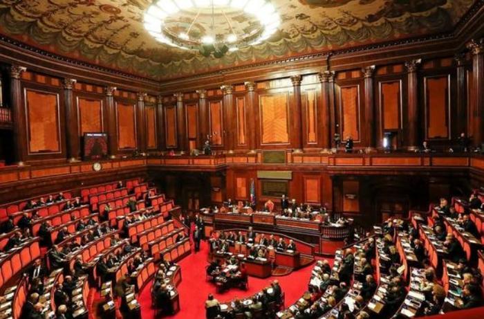 İtaliya Parlamenti ermənilərdən minalanmış ərazilərimizin xəritələrinin verilməsini tələb etdi