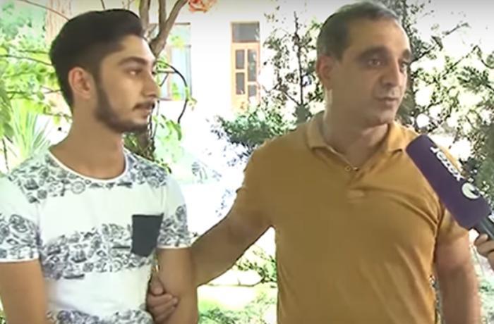 İbrahim Borçalının 20 yaşlı oğlu qəzada öldü