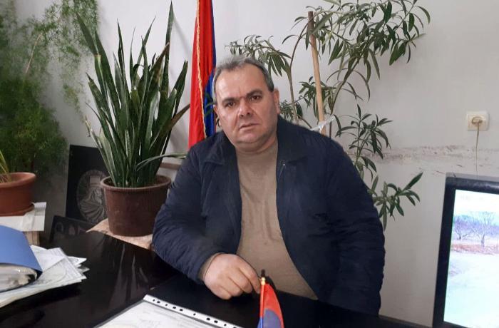 Türkiyə sərhədində yaşayan ermənilər silahlanmaq üçün müraciət edib - FOTO