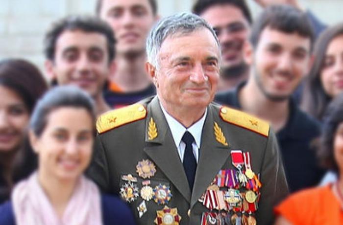 Armenian General Arkady Ter-Tadevosyan passes away