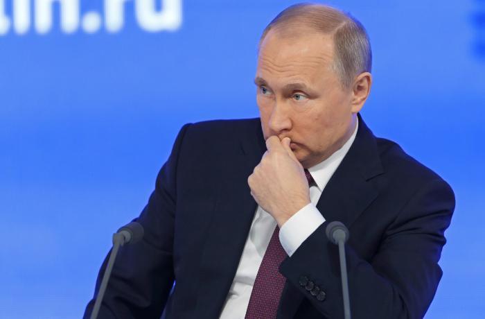 """Putin: """"Dünən tanışlarımdan biri pandemiya ilə bağlı mənə dedi ki..."""""""