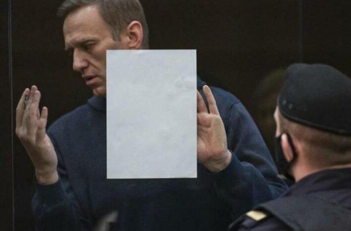 Navalny: Benim için her şey yolunda