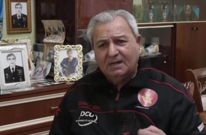 """Oğlu şəhid olan xalq artisti: """"Nazir balaları Londonda, Avropada, amma torpağı..."""" - VİDEO"""