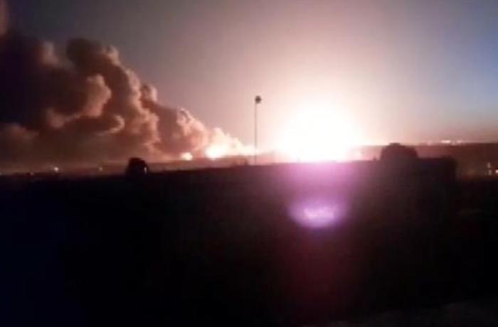 Türkiyənin əməliyyat keçirdiyi bölgəyə raket hücumu oldu - ölən və yaralananlar var - VİDEO