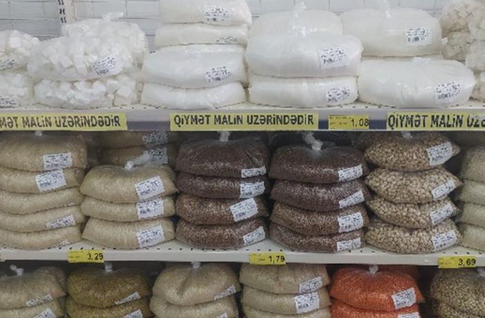 """""""Oba"""" marketdə nöqsanlar aşkarlandı - FOTO"""