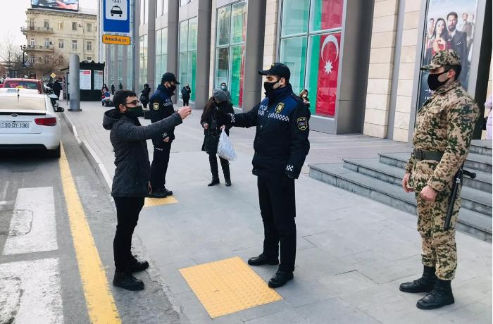 Paytaxt sakinlərinin sərt karantin rejiminə münasibəti - SORĞU